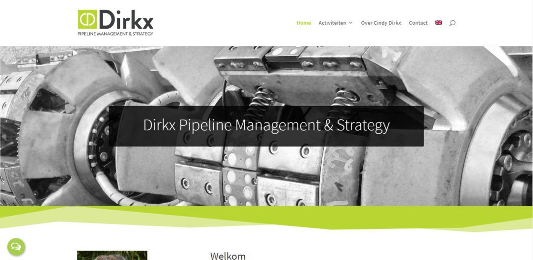 Dirkx Pipeline Management & Strategy