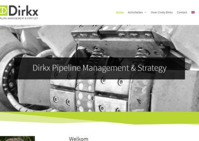 Dirkx Pipeline Management & Strategy